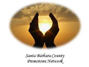 Logo for Santa Barbara County Promotores Network